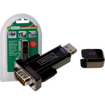 DIGITUS Serieller Adapter - USB - RS-232 DA-70156