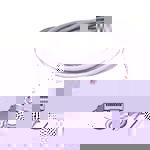 Belkin Patch-Kabel UTP-Kabel CAT 5e A3L791B05M-GRY