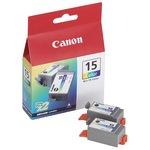 Canon Tinte Doppelpack 8191A002 BCI-15 C