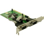 DeLock PCI Card 2x Serial - Serieller Adapter - PCI 89003