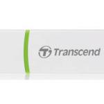 Transcend P5 - Kartenleser ( MMC, SD, RS-MMC, MMCmobile, microSD, MMCplus, SDHC, MS Micro, microSDHC ) - Hi-Speed USB TS-RDP5W
