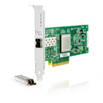 HP StorageWorks 81Q PCI-e Fibre Channel Host Bus Adapter - Hostbus-Adapter - PCI Express AK344A