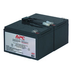 APC Replacement Battery Cartridge #6 - USV-Akku - Bleisäure - RBC6