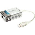 D-Link DUB E100 - Netzwerkkarte - Hi-Speed USB DUB-E100