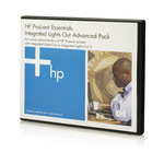 HP Integrated Lights-Out Advanced Pack - Lizenz - 1 Server 512485-B21