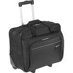Targus 16 inch / 40.6cm Rolling Laptop Case - Notebook-Tasche - 15.4