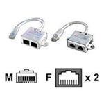 Value Netzwerkadapter STP-Kabel CAT 5e 21.99.3050