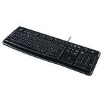 Logitech Tastatur K120 Verkabelt 920-002489