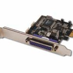M-CAB M-CAB - Adapter Parallel/Seriell - PCI Express x1 - RS-232 - 2 Anschlüsse + 1 paralleler Port 7100067