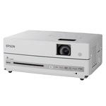 Epson LCD Projektor EB W8D Multimediabeamer mit DVD Laufwerk
