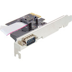 DeLock PCI Express Card 1 x Serial - Serieller Adapter - PCI Express x1 Low Profile 89236