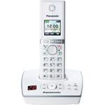 Panasonic KX TG8061GW - Schnurlostelefon mit Anrufbeantworter und Nachrichtenzähler - DECT KX-TG8061GW