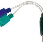 DIGITUS DA-70118 - Tastatur- / Maus-Adapter - USB DA-70118