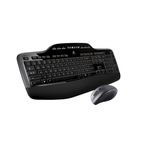 Logitech Wireless Desktop MK710 - Tastatur - drahtlos 920-002420