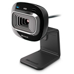 Microsoft LifeCam HD-3000 - Webcam - Farb T3H-00003