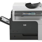 HP LaserJet Enterprise M4555h MFP Multifunktionsgerät 3-in-1 S/W Laser/LED-Druck