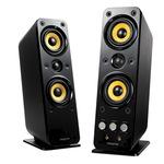 Creative GigaWorks T40 Series II - Multimedia-Lautsprecher für PC - 32 Watt (Gesamt) 51MF1615AA000
