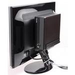 Shuttle PV02 - Desktop-Monitor-Montage-Kit - Schwarz POE-PV02