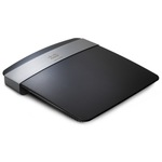 Linksys E2500 Advanced Dual-Band N Router - Wireless Router - 4-Port-Switch E2500-EW