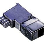 Roline Telefonadapter 12.01.0505 Schwarz