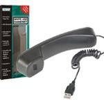 DIGITUS SKYPE USB telephone handset DA-70772 - IP-Handset DA-70772
