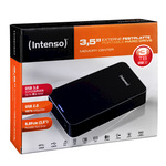 Schwarz Intenso Memory Center Festplatte 6031511