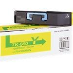 Kyocera Toner 1T02KAANL0 TK-880Y