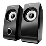 Trust Remo 2.0 Speaker Set - Tragbare Lautsprecher - 8 Watt (Gesamt) 17595