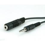 Roline Audioverlängerungskabel Abgeschirmt