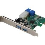 I-Tec PCIe Card 4x USB 3.0 - USB-Adapter - PCI Express 2.0 x1 PCE22U3
