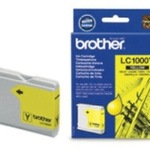 Brother Tinte LC-1000 Y