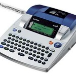 Brother P-touch 3600 Thermodruck monochrom