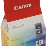 Original Canon 0617B001 CL-41 Tinte color