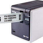 Brother P-touch 9800PCN Thermodruck monochrom