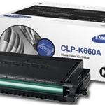 Samsung Toner CLP-K660A/ELS