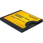DeLock Compact Flash Adapter - Kartenadapter ( microSD, microSDHC, microSDXC ) - CompactFlash 61795