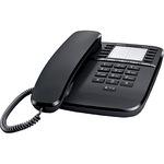Gigaset DA510 - Telefon mit Schnur - Schwarz S30054-S6530-B101