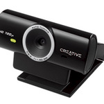 Creative Live! Cam Connect HD - Webcam - Farbe 73VF077000001