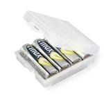 Ansmann Akku Box 4 - Batteriebehälter 4000740