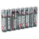 Batterie 8er Pack AAA Micro LR03 1,5V Alkaline