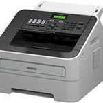 Brother Fax FAX-2940 Laser/LED-Druck monochrom