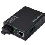 DIGITUS Professional DN-82120-1 - Medienkonverter - 10Base-T, 1000Base-SX, 100Base-TX, 1000Base-T DN-82120-1