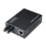 DIGITUS Professional DN-82110-1 - Medienkonverter - 10Base-T, 1000Base-SX, 100Base-TX, 1000Base-T DN-82110-1