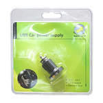 DeLock DC Car Adapter - Netzteil - Pkw / USB 61663