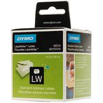 Dymo Adressklebeetiketten weiß 28 mm x 89 mm