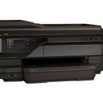 HP Officejet 7610 Wide Format e-All-in-One Multifunktionsgerät 4-in-1 Farbe Tintenstrahldruck