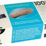 PAPSTAR Vinyl Handschuh 12234 Gr L VE100