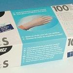 PAPSTAR Vinyl Handschuh 12232 Gr S VE100