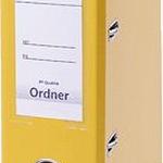 5 Star Ordner A4 PP 75mm gelb