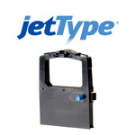 jetType Farbband kompatibel zu Oki 09002309